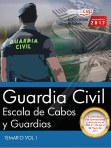 Temarios guardia civil